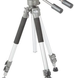 AmazonBasics-Tripod-for-Video-Camera-67-Inches-0-0