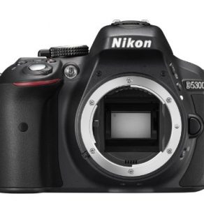 Nikon-D5300-Digital-SLR-Camera-Body-Only-242-MP-32-inch-LCD-with-Wi-Fi-and-GPS-Black-0-0